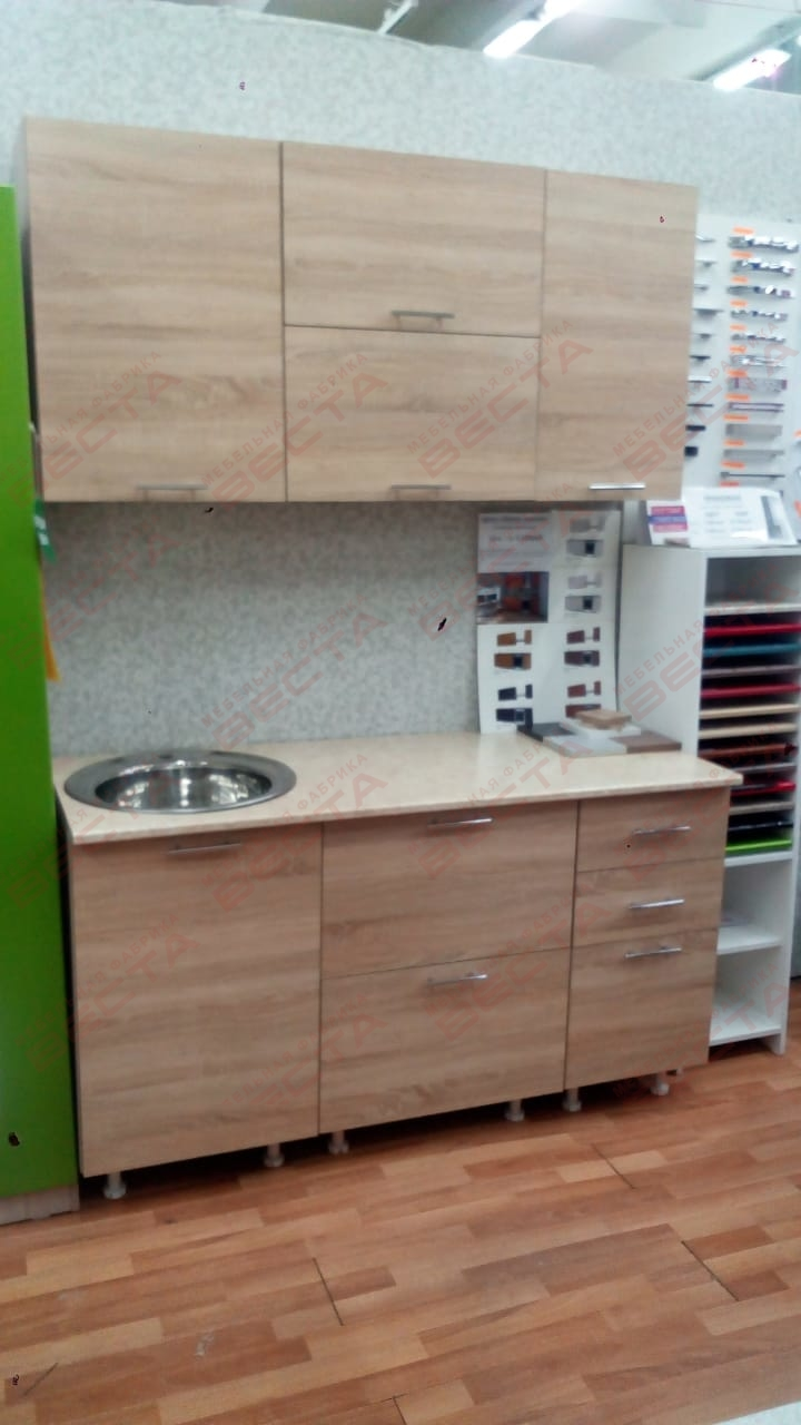 Кухонный гарнитур АЛЕСЯ-7