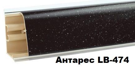 Плинтус пластиковый LB37-42