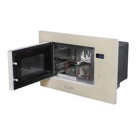 Микроволновая печь LEX BIMO 20.01 Ivory-1