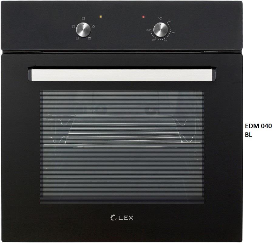 Духовой шкаф LEX EDM 040 BL-1