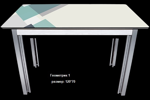 Стол нераздвижной-8