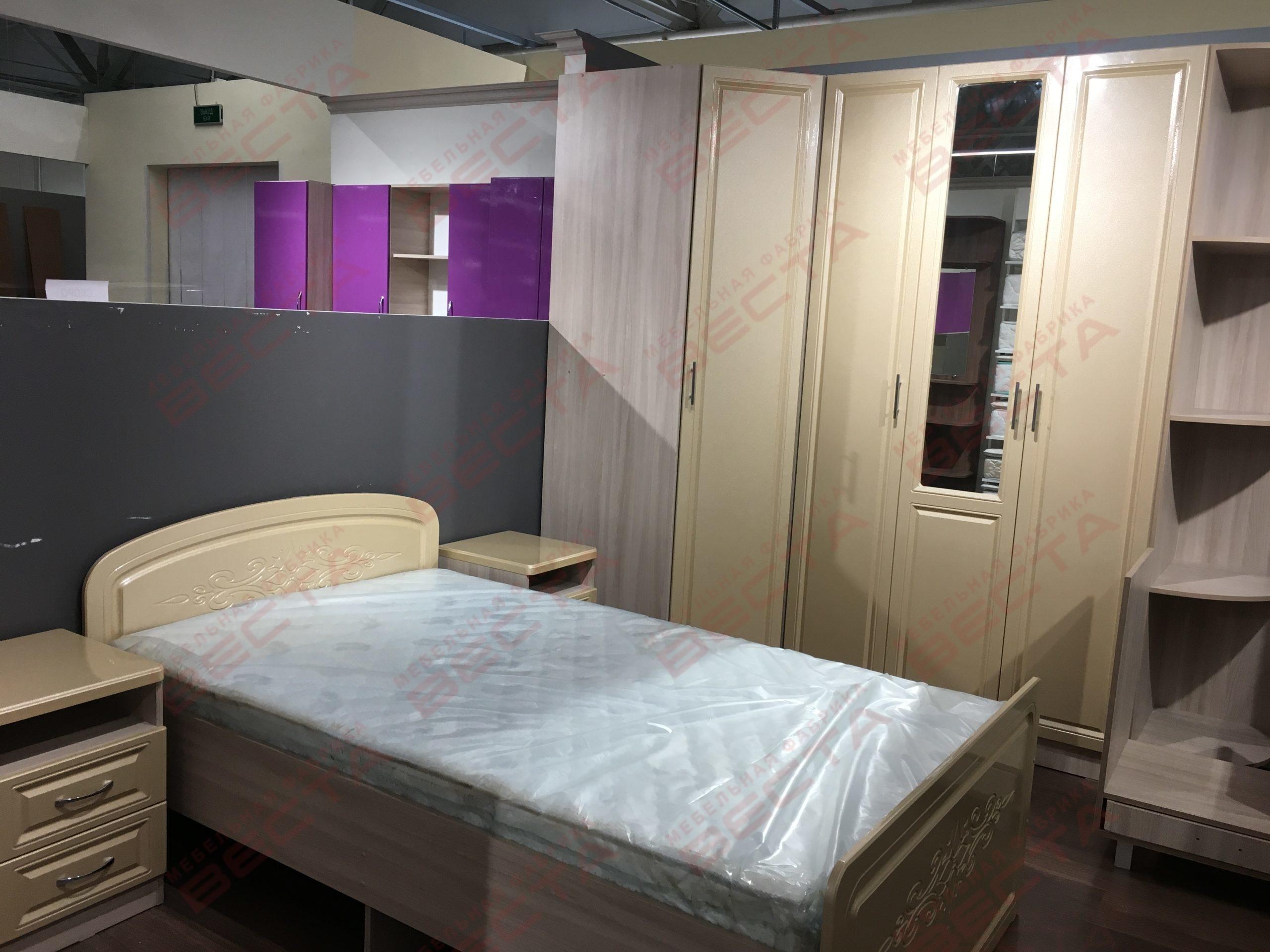 Кровать 900мм-5