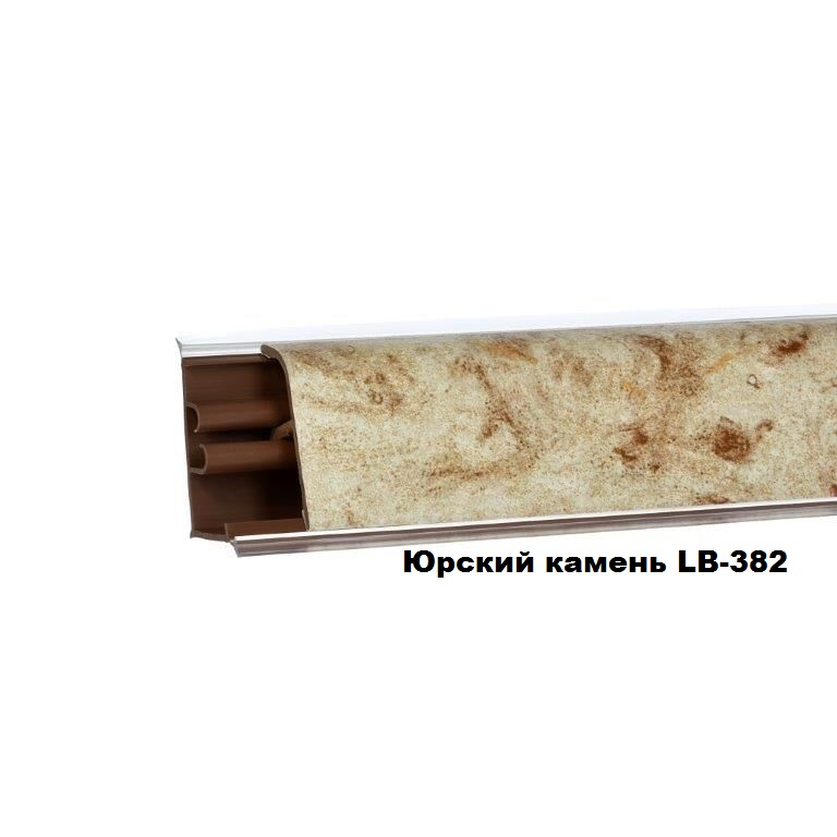 Плинтус пластиковый LB37-1