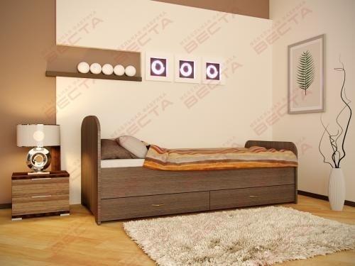 Кровать 800мм-3