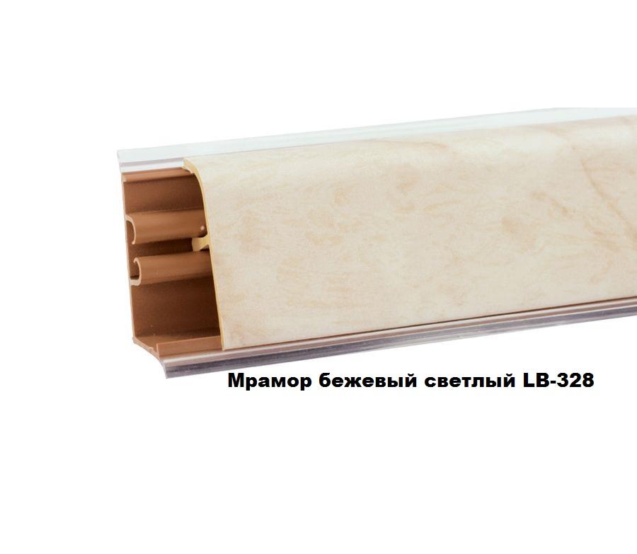 Плинтус пластиковый LB37-18