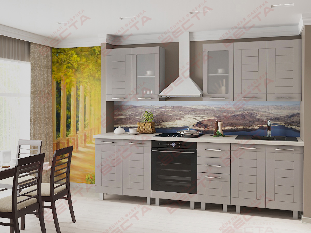 Кухонный гарнитур ПОЛИНА-4