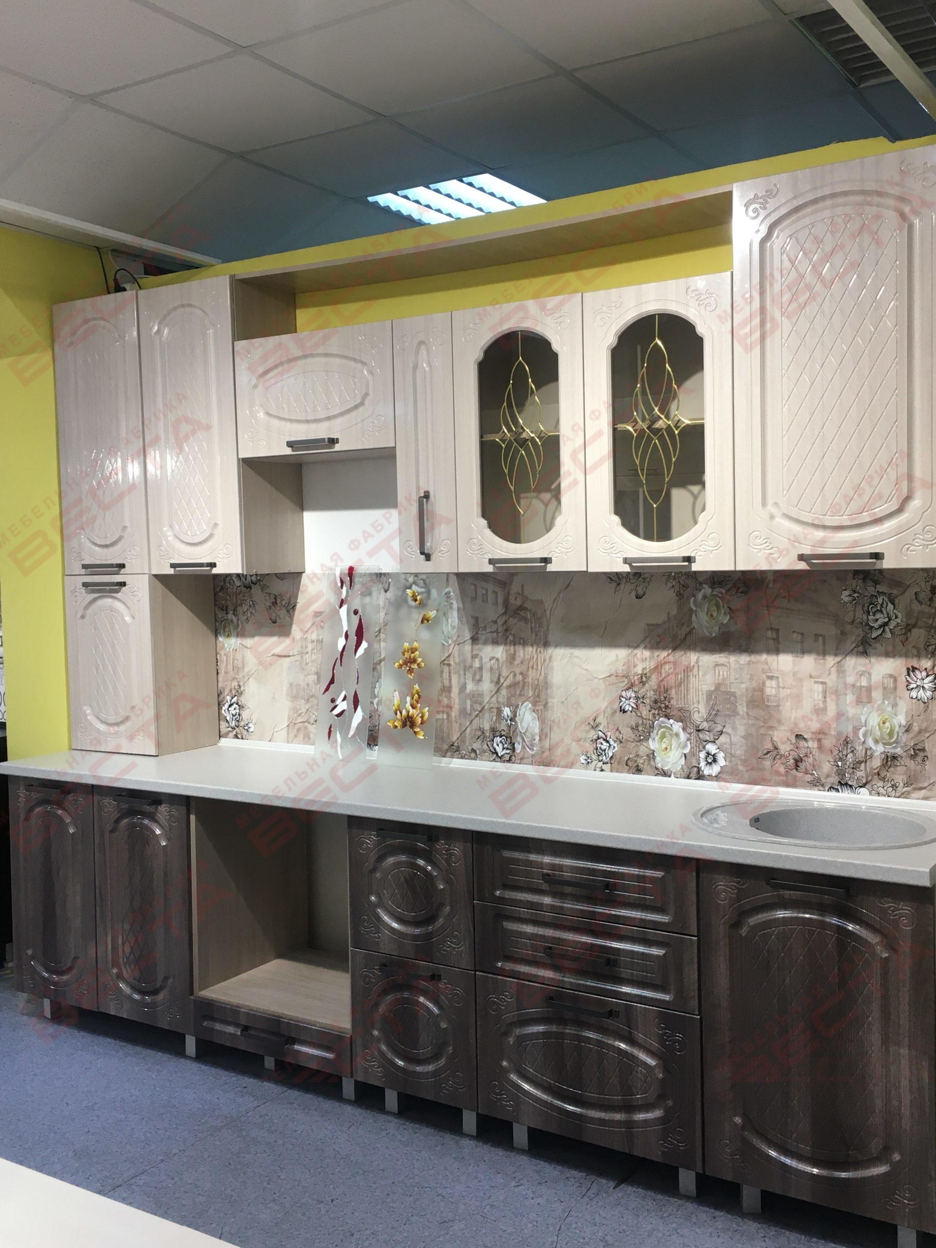 Кухонный гарнитур РОНДО-7