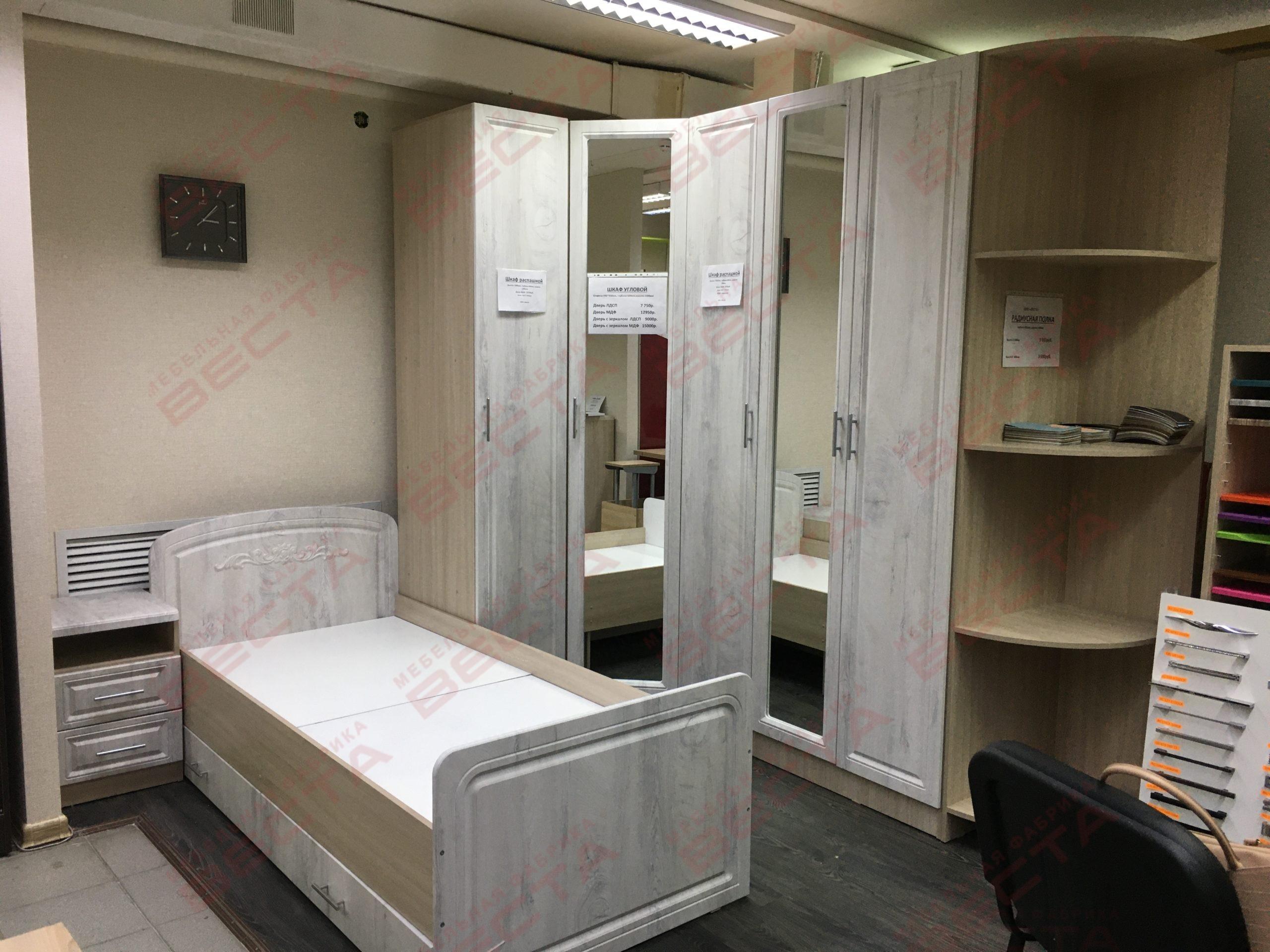 Кровать 800мм-4