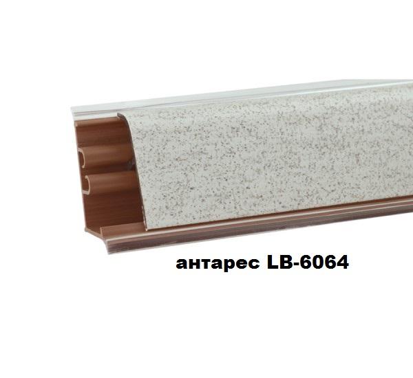 Плинтус пластиковый LB37-40