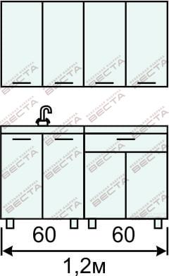 Кухня комплект
