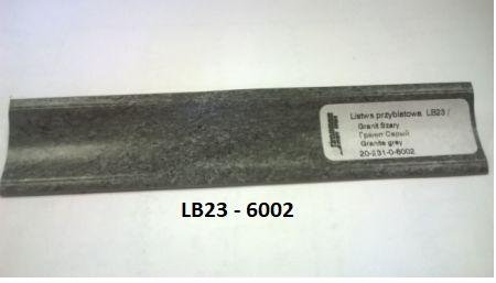 Плинтус пластиковый LB23-8
