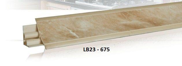 Плинтус пластиковый LB23-11