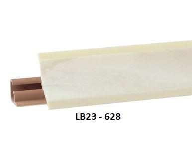 Плинтус пластиковый LB23-12
