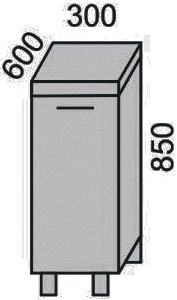 Стол 300мм(2)