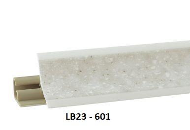 Плинтус пластиковый LB23-18