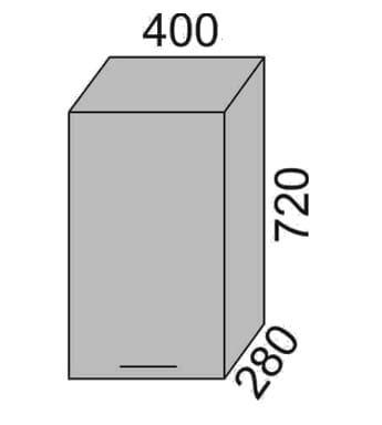 Шкаф 400мм (2)