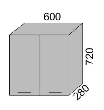 Шкаф 600мм (2)