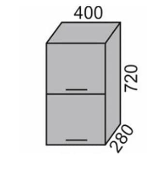 Шкаф горизонтальный 400мм (2)