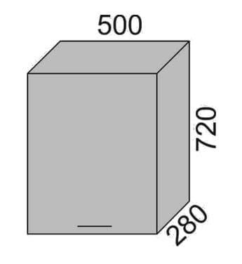 Шкаф-сушка 500мм (2)