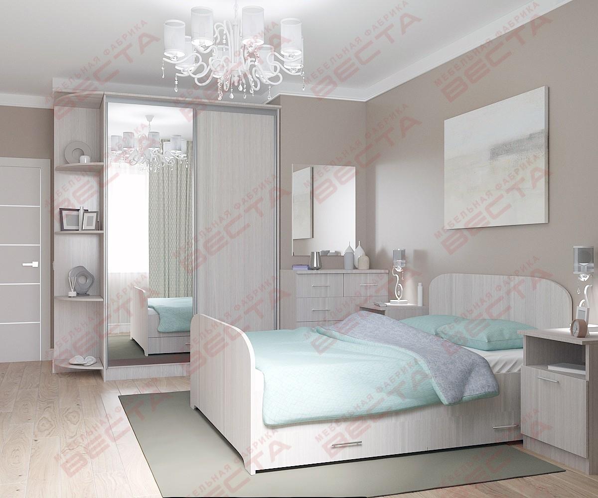 Кровать 1600мм-5