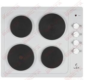 Электрическая варочная поверхность LEX EVE 640 WH