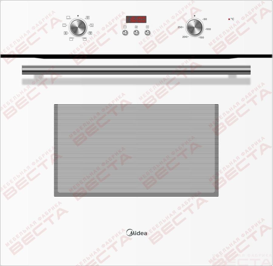 Духовой шкаф электрический MIDEA MO47001GB/GW-2
