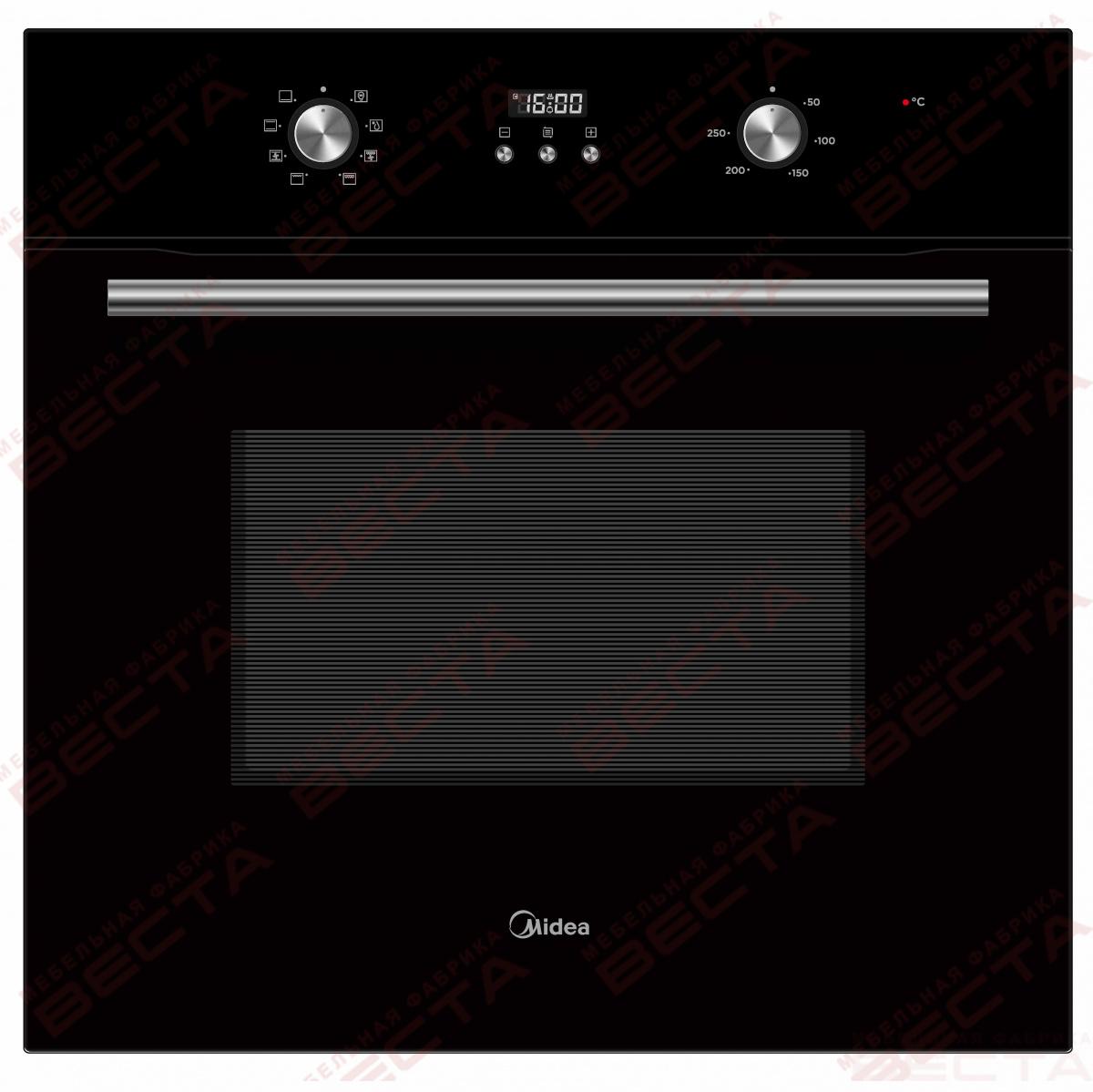 Духовой шкаф электрический MIDEA MO47001GB/GW-1