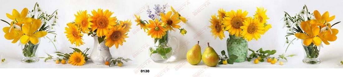 Фартуки Цветы-34