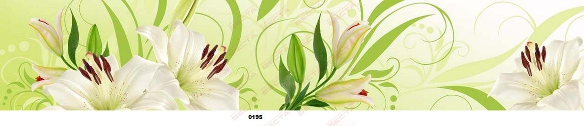 Фартуки Цветы-33