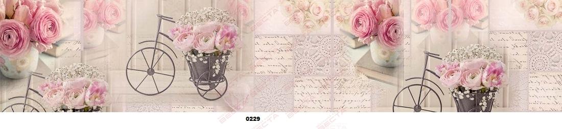 Фартуки Цветы-32