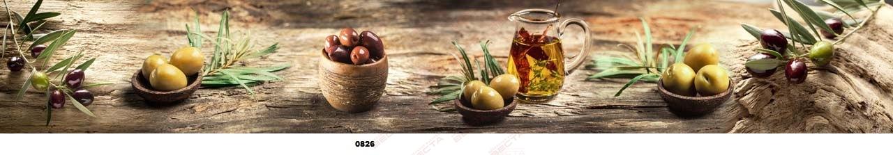 Фартуки Еда, напитки,фрукты,ягоды-9