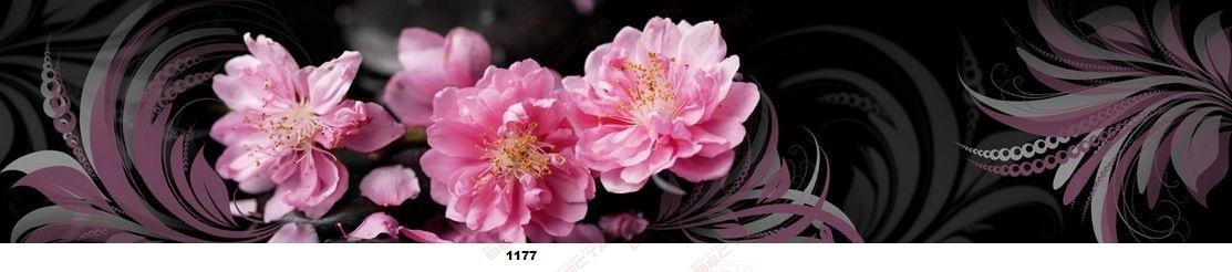 Фартуки Цветы-28