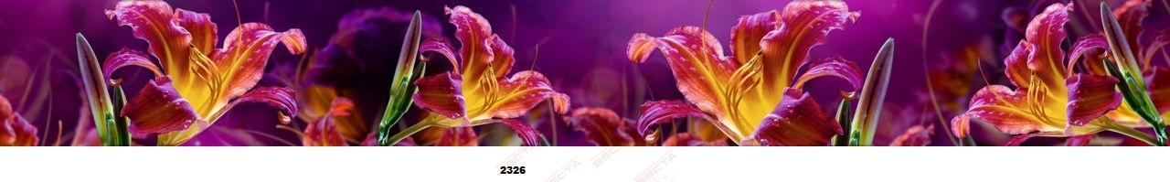 Фартуки Цветы-22
