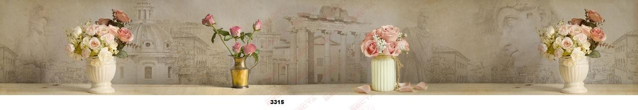 Фартуки Цветы-17