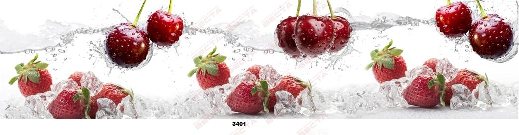 Фартуки Еда, напитки,фрукты,ягоды-20