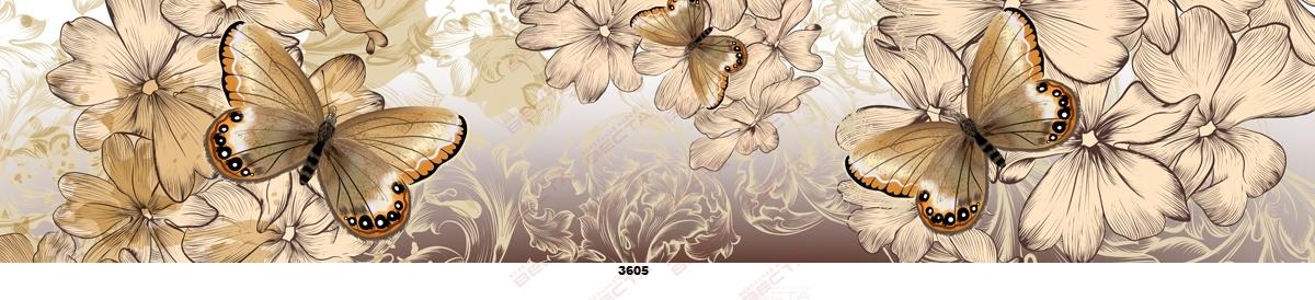 Фартуки Цветы