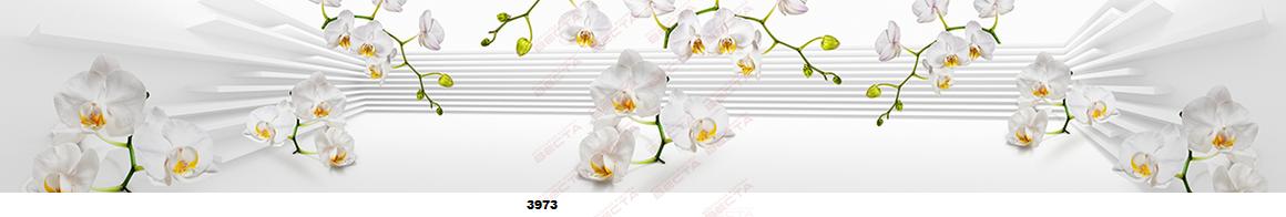 Фартуки Цветы-15