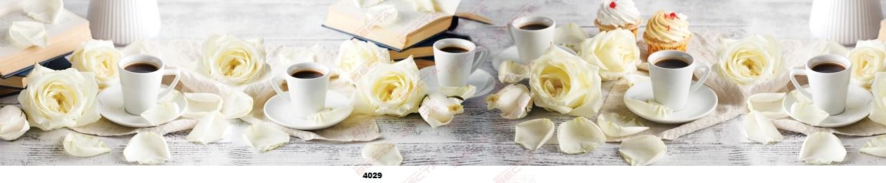 Фартуки Кофе, чай, сладости-8