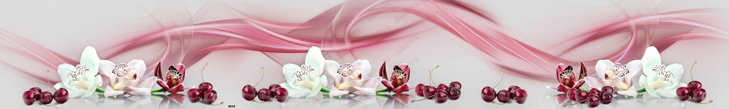 Фартуки Цветы-12