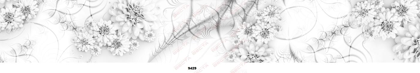 Фартуки Цветы-4